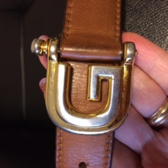 Gucci Accessories - Vintage 80s Authentic Gucci Belt Rare Single G